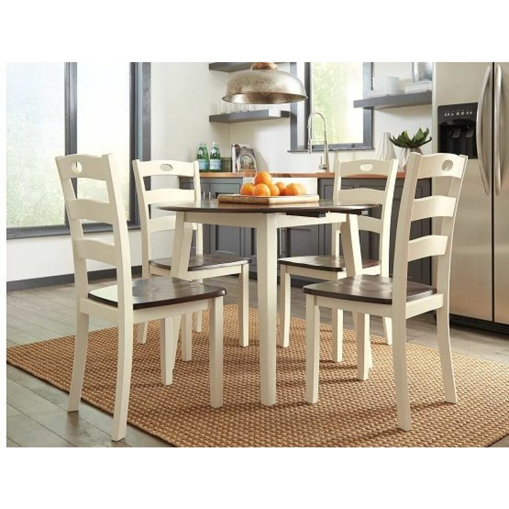 Ash Woodanville Dining Set Fwdg, Woodanville Dining Room Table And Chairs